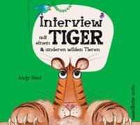 Cover-Bild zu Seed, Andy: Interview mit einem Tiger