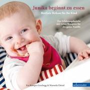 Cover-Bild zu Junika beginnt zu essen von Kamper-Grachegg, Eva