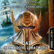 Cover-Bild zu Mahanenko, Vasily: Survival Quest: Das Karmadont-Schachspiel - Survival Quest-Reihe, Teil 5 (Ungekürzt) (Audio Download)