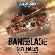 Cover-Bild zu Haley, Guy: Warhammer 40.000: Baneblade (Audio Download)
