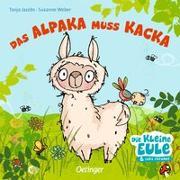 Cover-Bild zu Das Alpaka muss Kacka von Weber, Susanne