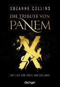 Cover-Bild zu Die Tribute von Panem von Collins, Suzanne