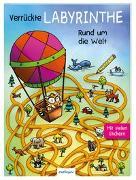 Cover-Bild zu Verrückte Labyrinthe von Speer, Larissa