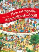 Cover-Bild zu Mein großes Wimmelbuch: Mein extragroßer Wimmelbuch-Spaß von Wandrey, Guido (Illustr.)