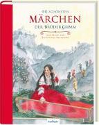 Cover-Bild zu Die schönsten Märchen der Brüder Grimm von Brüder Grimm