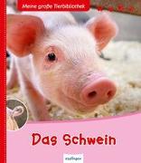 Cover-Bild zu Meine große Tierbibliothek: Das Schwein von Tracqui, Valérie
