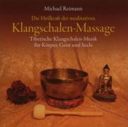 Cover-Bild zu Reimann, Michael: Klangschalen-Massage