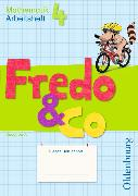 Cover-Bild zu Fredo und Co. Mathematik 4. Schuljahr. Bisherige Ausgabe A. Arbeitsheft von Balins, Mechtilde