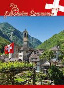 Cover-Bild zu Cal. Swiss Souvenir 2021 Ft. 23x31,5