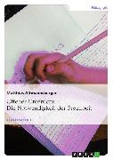 Cover-Bild zu Offener Unterricht: Die Notwendigkeit der Freiarbeit (eBook) von Altmannsberger, Matthias