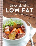 Cover-Bild zu Rezeptklassiker Low Fat (eBook) von Snowdon, Bettina