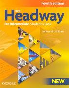 Cover-Bild zu New Headway. Fourth Edition. Pre-Intermediate. Student's Book / Culture and Literature Companion von Soars, Liz