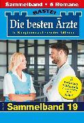 Cover-Bild zu Die besten Ärzte 19 - Sammelband (eBook) von Ritter, Ina