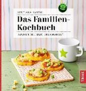 Cover-Bild zu Das Familien-Kochbuch von Hartig, Svetlana