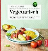 Cover-Bild zu Vegetarisch von Hartig, Svetlana