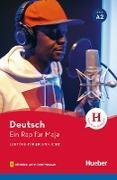 Cover-Bild zu Ein Rap für Maja (eBook) von Wilhelmi, Friederike