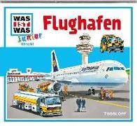 Cover-Bild zu WAS IST WAS Junior Hörspiel: Flughafen von Wilhelmi, Friederike