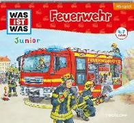 Cover-Bild zu WAS IST WAS Junior Hörspiel: Feuerwehr von Wilhelmi, Friederike