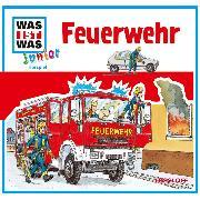 Cover-Bild zu WAS IST WAS Junior Hörspiel: Feuerwehr (Audio Download) von Wilhelmi, Friederike