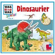Cover-Bild zu WAS IST WAS Junior Hörspiel: Dinosaurier (Audio Download) von Wilhelmi, Friederike