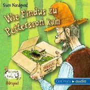 Cover-Bild zu Nordqvist, Sven: Wie Findus zu Pettersson kam (CD)
