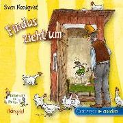 Cover-Bild zu Nordqvist, Sven: Findus zieht um (CD)