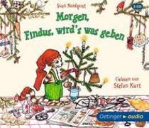 Cover-Bild zu Nordqvist, Sven: Morgen, Findus, wird's was geben (2 CD)