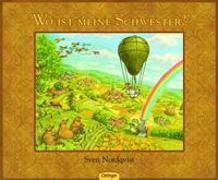 Cover-Bild zu Nordqvist, Sven: Wo ist meine Schwester?