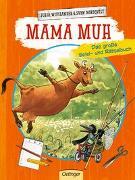 Cover-Bild zu Wieslander, Jujja: Mama Muh. Das große Spiel- und Rätselbuch