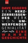 Cover-Bild zu Eggers, Dave: Ein herzzerreissendes Werk von umwerfender Genialität