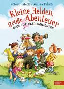 Cover-Bild zu Habeck, Robert: Kleine Helden, große Abenteuer