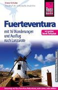 Cover-Bild zu Schulze, Dieter: Reise Know-How Reiseführer Fuerteventura (mit 16 Wanderungen, Faltplan und Ausflug nach Lanzarote)