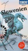 Cover-Bild zu Schulze, Dieter: DuMont direkt Reiseführer Slowenien. 1:550'000