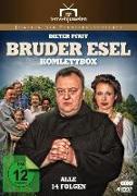 Cover-Bild zu Dieter Pfaff (Schausp.): Bruder Esel
