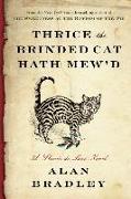 Cover-Bild zu Bradley, Alan: Thrice the Brinded Cat Hath Mew'd