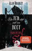Cover-Bild zu Bradley, Alan: Flavia de Luce 9 - Der Tod sitzt mit im Boot