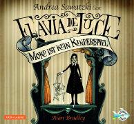 Cover-Bild zu Bradley, Alan: Flavia de Luce - Mord ist kein Kinderspiel