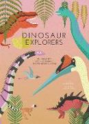 Cover-Bild zu Banfi, Cristina: Dinosaur Explorers: Infographics for Discovering the Prehistoric World