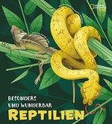 Cover-Bild zu Banfi, Cristina: Besonders und wunderbar: Reptilien