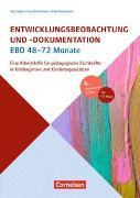 Cover-Bild zu Koglin, Ute: Entwicklungsbeobachtung und -dokumentation (EBD) / 48-72 Monate (7., aktualisierte Auflage)