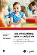 Cover-Bild zu Petermann, Franz: Verhaltenstraining in der Grundschule