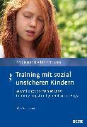 Cover-Bild zu Petermann, Ulrike: Training mit sozial unsicheren Kindern