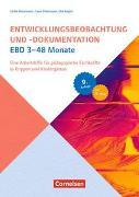 Cover-Bild zu Koglin, Ute: Entwicklungsbeobachtung und -dokumentation (EBD) / 3-48 Monate (9. Auflage)