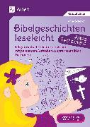 Cover-Bild zu Scheller, Anne: Bibelgeschichten leseleicht - Altes Testament
