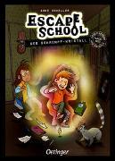 Cover-Bild zu Scheller, Anne: Escape School. Der Schrumpf-Kristall