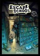 Cover-Bild zu Scheller, Anne: Escape School. Das Zauberbuch