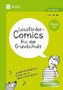 Cover-Bild zu Scheller, Anne: Leseförder-Comics für die Grundschule - Klasse 1/2