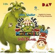 Cover-Bild zu Scheller, Anne: Fjelle und Emil - Teil 1: Monstermäßig beste Freunde