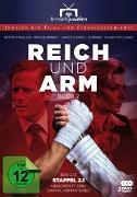 Cover-Bild zu Peter Strauss (Schausp.): Reich und Arm Box 2 - Buch 2, Teil 1