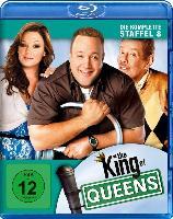 Cover-Bild zu Remini, Leah (Schausp.): The King of Queens in HD - Staffel 8